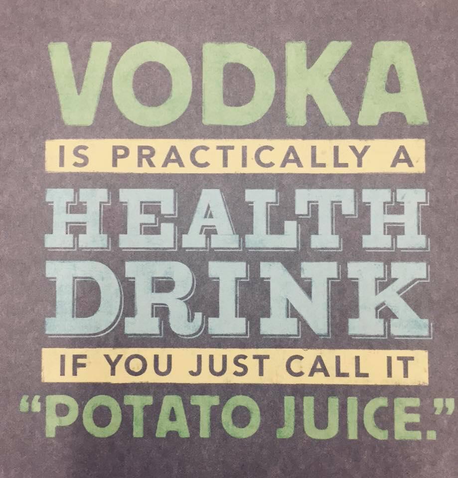 Vodka Is Potato Juice Best Bar Downtown Columbia MO